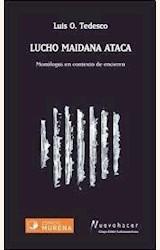 Papel LUCHO MAIDANA ATACA