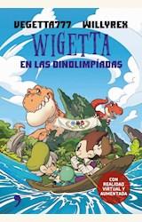 Papel WIGGETTA Y LAS DONOLIMPIADAS