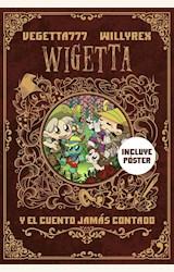 Papel WIGETTA Y EL CUENTO JAMÁS CONTADO