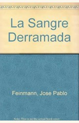 Papel SANGRE DERRAMADA, LA