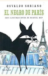 Papel EL NEGRO DE PARIS