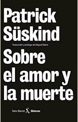 Papel SOBRE EL AMOR Y LA MUERTE (ENC.)