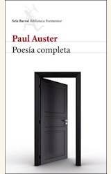 Papel POESIA COMPLETA -PAUL AUSTER-