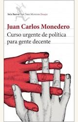 Papel CURSO URGENTE DE POLÍTICA PARA GENTE DECENTE