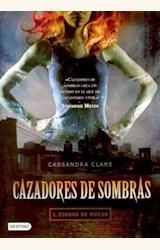 Papel CAZADORES DE SOMBRAS 1- CIUDAD DE HUESO