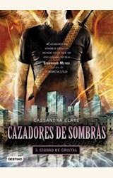 Papel CAZADORES DE SOMBRAS 3. CIUDAD DE CRISTAL