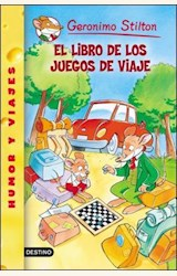 Papel EL LIBRO DE LOS JUEGOS DE VIAJE (STILTON 34)