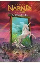 Papel LAS CRONICAS DE NARNIA 7 (TB BOLSILLO)