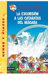 Papel LA EXCURSION A LAS CATARATAS DEL NIAGARA -STILTON-