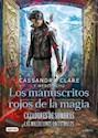 Libro Los Manuscritos Rojos De La Magia  Cazadores De Sombras