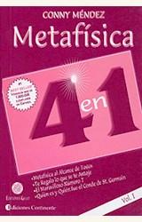 Papel METAFÍSICA 4 EN 1. VOL. 1