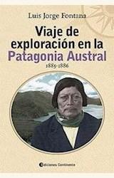 Papel VIAJE DE EXPLORACION EN LA PATAGONIA AUSTRAL 1885-1886