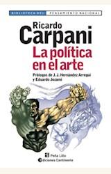 Papel LA POLITICA EN EL ARTE