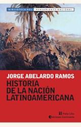 Papel HISTORIA DE LA NACIÓN LATINOAMERICANA
