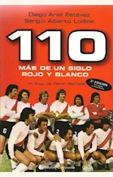 Papel 110 MAS DE UN SIGLO ROJO Y BLANCO