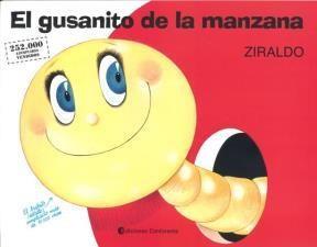 Papel EL GUSANITO DE LA MANZANA
