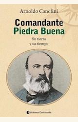 Papel COMANDANTE PIEDRA BUENA
