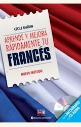 Papel APRENDE Y MEJORA RAPIDAMENTE TU FRANCÉS