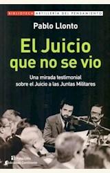 Papel EL JUICIO QUE NO SE VIO