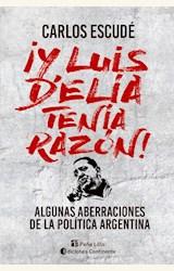 Papel ¡Y LUIS D'ELÍA TENÍA RAZÓN!