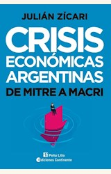 Papel CRISIS ECONÓMICAS ARGENTINAS. DE MITRE A MACRI