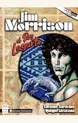 Papel JIM MORRISON. EL REY LAGARTO