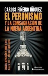 Papel EL PERONISMO Y LA CONSAGRACION DE LA NUEVA ARGENTINA
