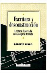Papel ESCRITURA Y DESCONSTRUCCION.