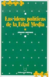 Papel IDEAS POLITICAS DE LA EDAD MEDIA, LAS