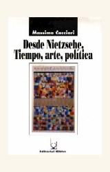 Papel DESDE NIETZSCHE TIEMPO, ARTE, POLITICA