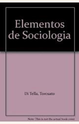 Papel ELEMENTOS DE SOCIOLOGIA