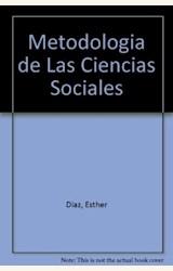 Papel METODOLOGÍA DE LAS CIENCIAS SOCIALES