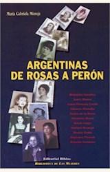 Papel ARGENTINAS DE ROSAS A PERON