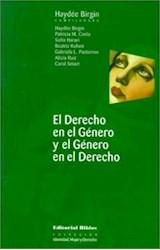 Papel DERECHO EN EL GENERO Y EL GENERO EN EL DERECHO, EL