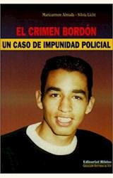 Papel CRIMEN BORDON, E (UN CASO DE IMPUNIDAD POLICIAL)