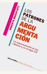 Papel PATRONES DE LA ARGUMENTACION, LOS