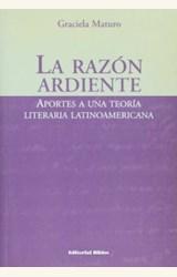 Papel RAZON ARDIENTE, LA