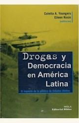 Papel DROGAS Y DEMOCRACIA EN AMERICA LATINA