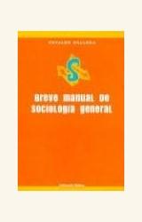 Papel BREVE MANUAL DE SOCIOLOGIA GENERAL