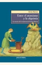 Papel ENTRE EL ATOMISMO Y LA ALQUIMIA