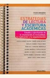 Papel ESTRATEGIAS DE LECTURA Y ESCRITURA ACADEMICAS