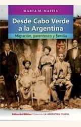 Papel DESDE CABO VERDE A LA ARGENTINA