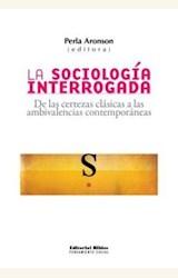 Papel LA SOCIOLOGIA INTERROGADA