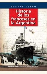 Papel HISTORIA DE LOS FRANCESES EN LA ARGENTINA