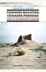 Papel CIUDADES MALDITAS CIUDADES PERDIDAS