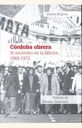 Papel CORDOBA OBRERA