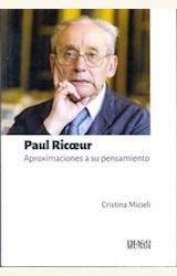 Papel PAUL RICOEUR, APROXIMACIONES A SU PENSAMIENTO