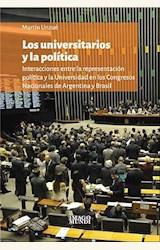 Papel LOS UNIVERSITARIOS Y LA POLITICA