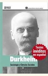 Papel SOCIOLOGIA Y CIENCIAS SOCIALES