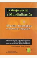 Papel TRABAJO SOCIAL Y MUNDIALIZACION